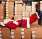 Santa Claus Doesn't Put Gifts on Backorder