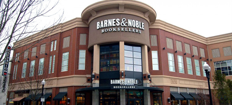 Barnes & Noble Expands Cafe Concept