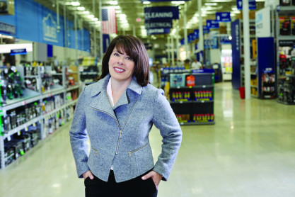 Marci Grebstein, Chief Marketing Officer, Lowe's