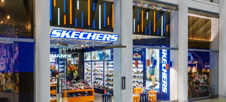 SKECHERS Opens Flagship Store in One World Trade Center c467d69c6