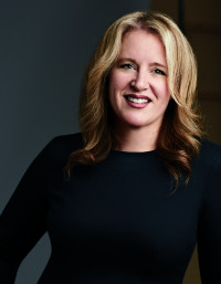 Becky Gebhardt, Executive Vice President and Chief Marketing Officer, Lands' End