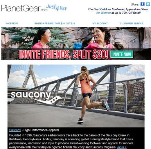 PlanetGear email