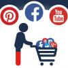 Image result for social shopping trends