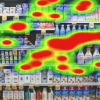 Heat maps bring greater science to in-store merchandising with retail VR gaze tracking