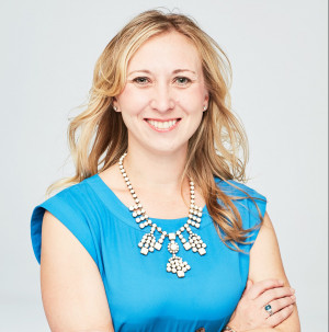 Courtney Graybill, vice president, customer experience and product management, David's Bridal