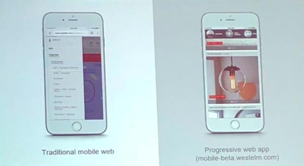 an example of a progressive web application