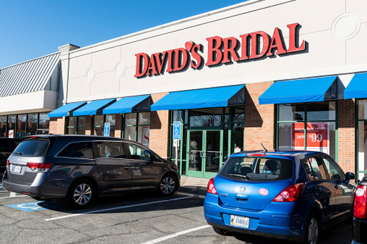 Davids bridal acquires digital gift registry startup credit getty images by ablokhin malvernweather Image collections