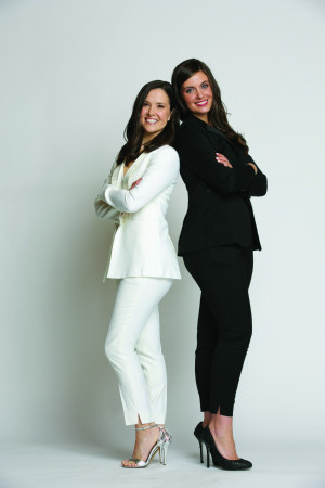 Jeanne Foley and Diana Ganz, The Groomsman Suit, Total Retail's 2018 Game Changers
