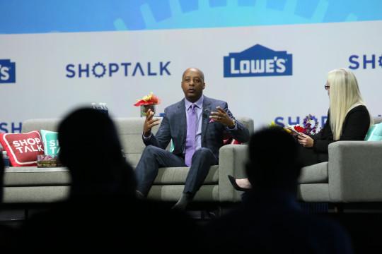 Marvin Ellison, President & CEO, Lowe's