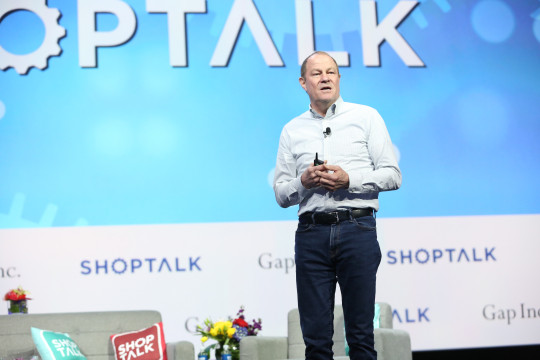 Gap Inc. CEO Art Peck Presents at Shoptalk 2019