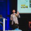 John Tabis presenting during the 2019 Workarea Summit