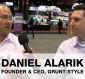 A Q&A With Grunt Style CEO Daniel Alarik