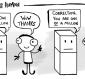 Robot and the Human