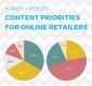 Content Priorities for Online Retailers