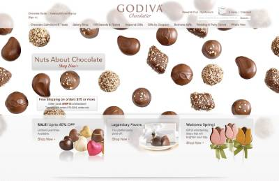 Godiva Sweetens Its Valentines Day Deals With Social