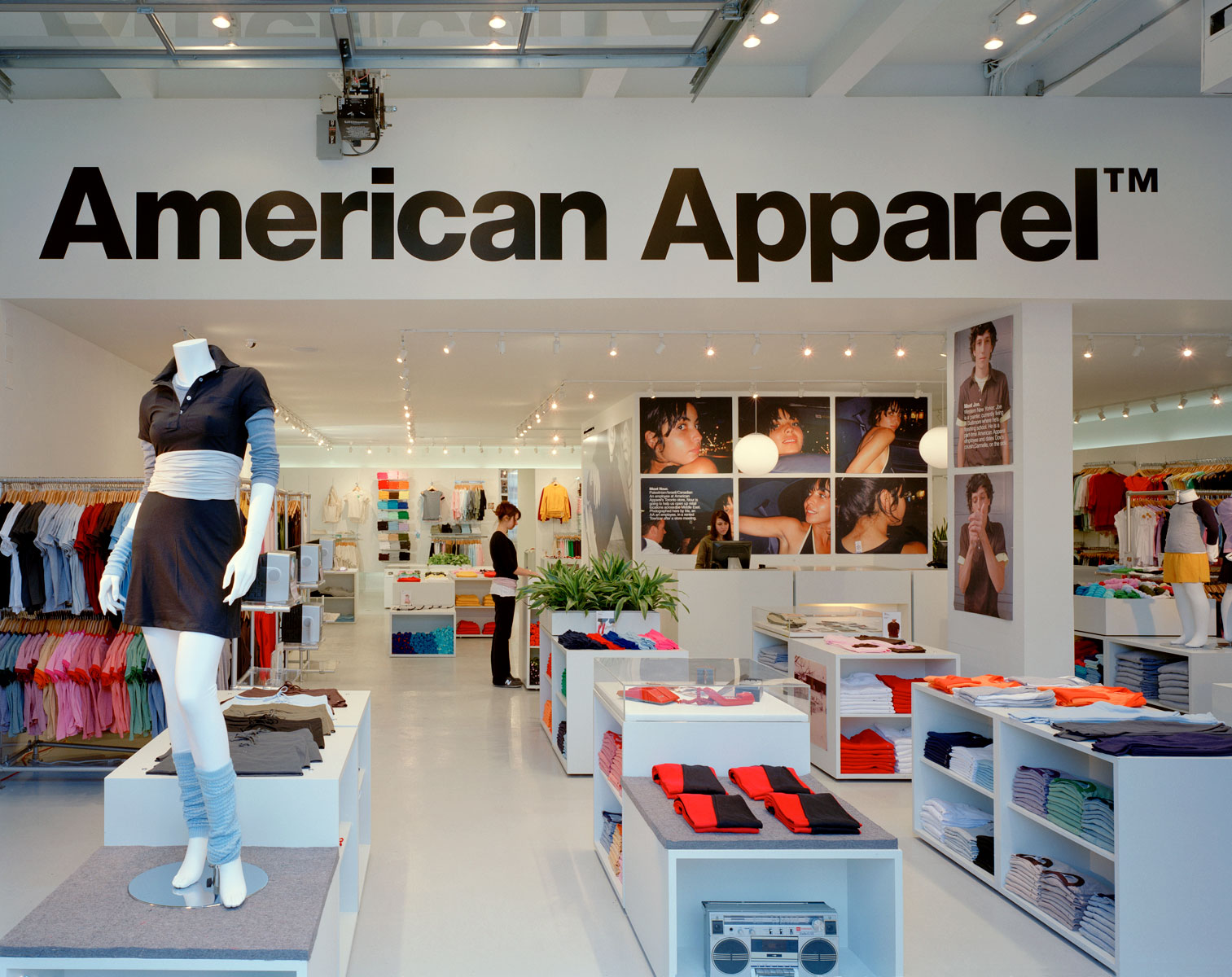 wage increases forcing american apparel to move. Black Bedroom Furniture Sets. Home Design Ideas