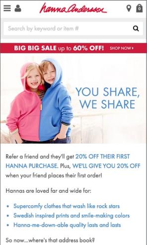 Mobile App 2 - Hanna