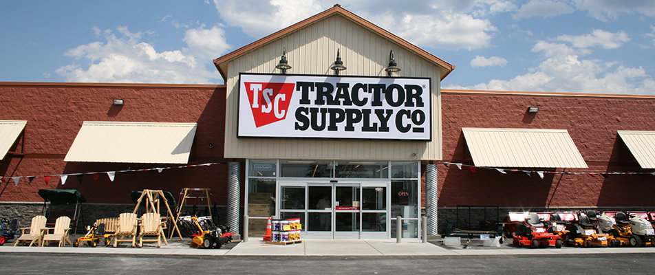 Tractor Supply Company,or TSC for short, began in as a mail order tractor parts business founded by Charles E. Schmidt, Sr. In , the first retail store opened in Minot, North Dakota. In , the company went public.