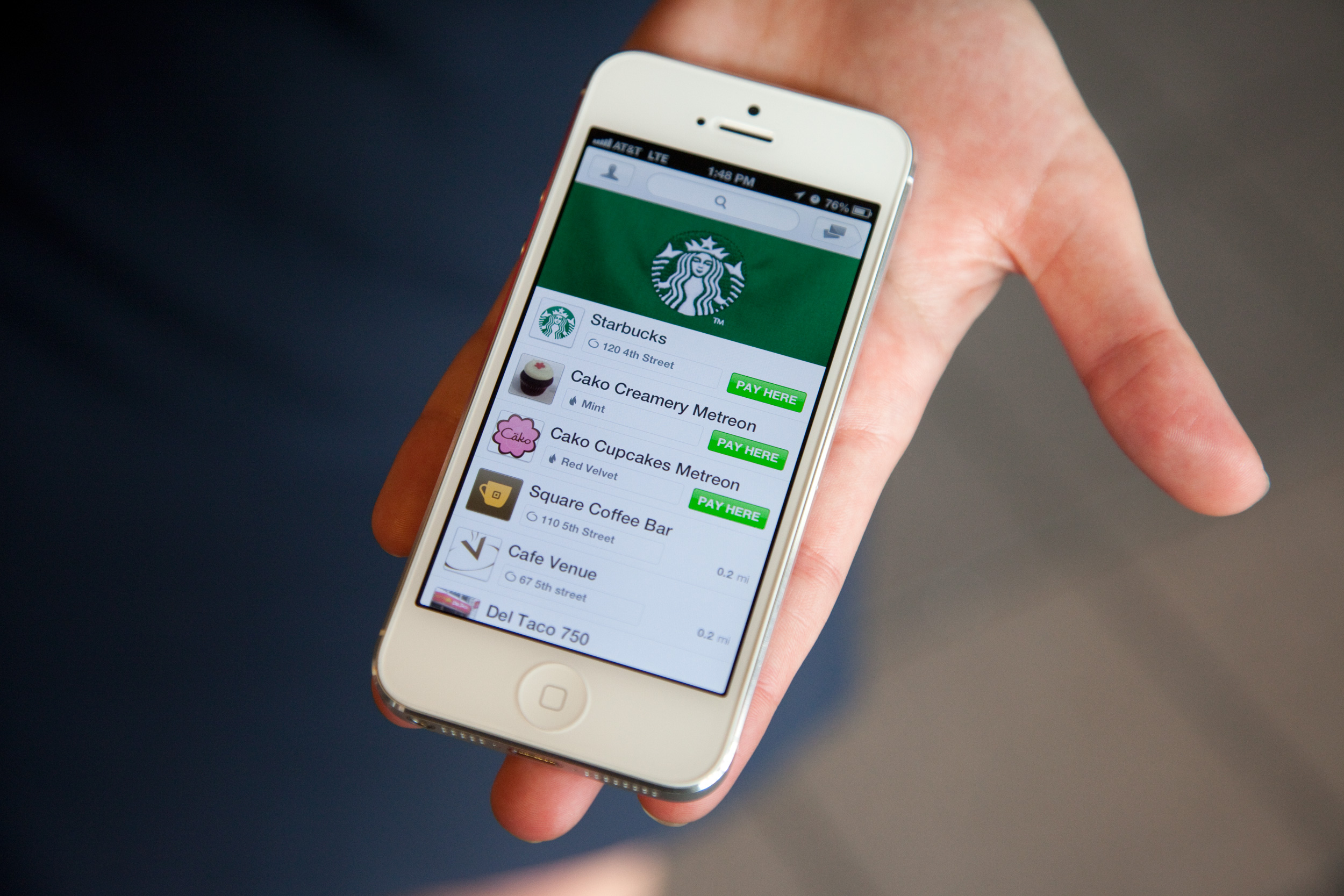 Starbucks Reveals My Starbucks Barista Ai Technology