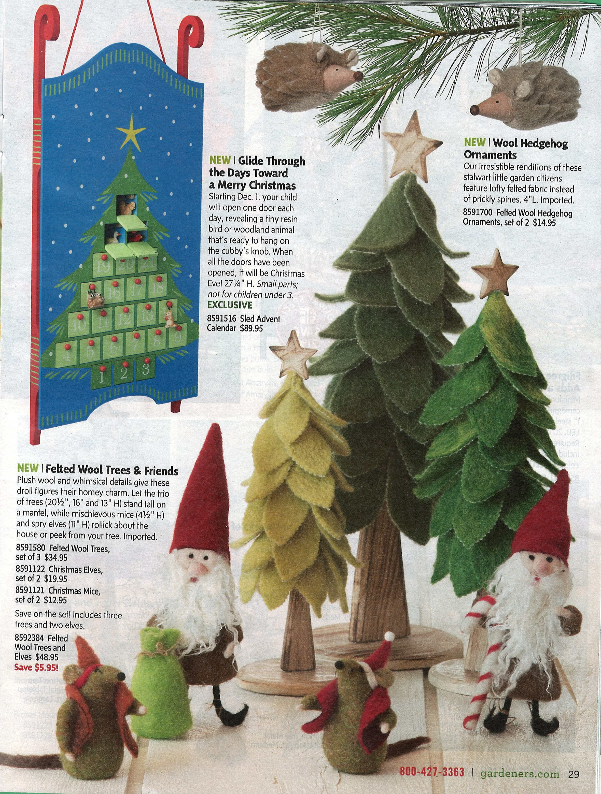 My favorite christmas catalogs of 2015 total retail for Gardeners supply company catalog