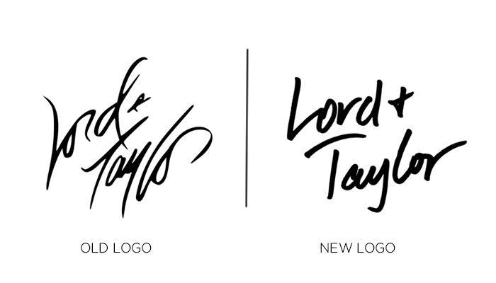 Lord & Taylor's Logo Disaster - Total Retail Lord And Taylor Horizontal Logo