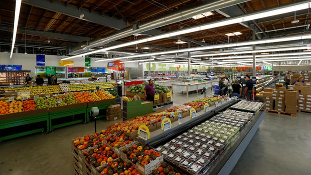 Grocery Retailer