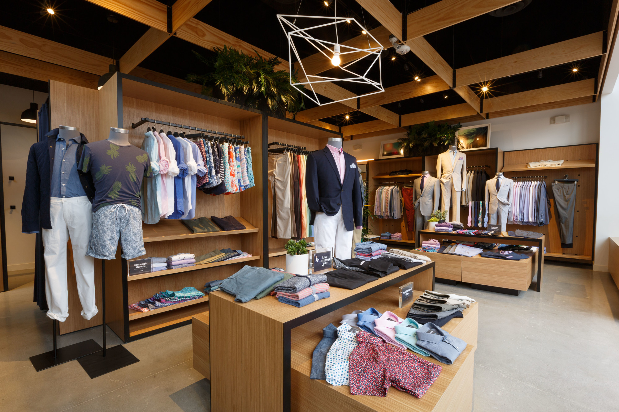 Bonobos May Open Guideshop In Detroit Total Retail