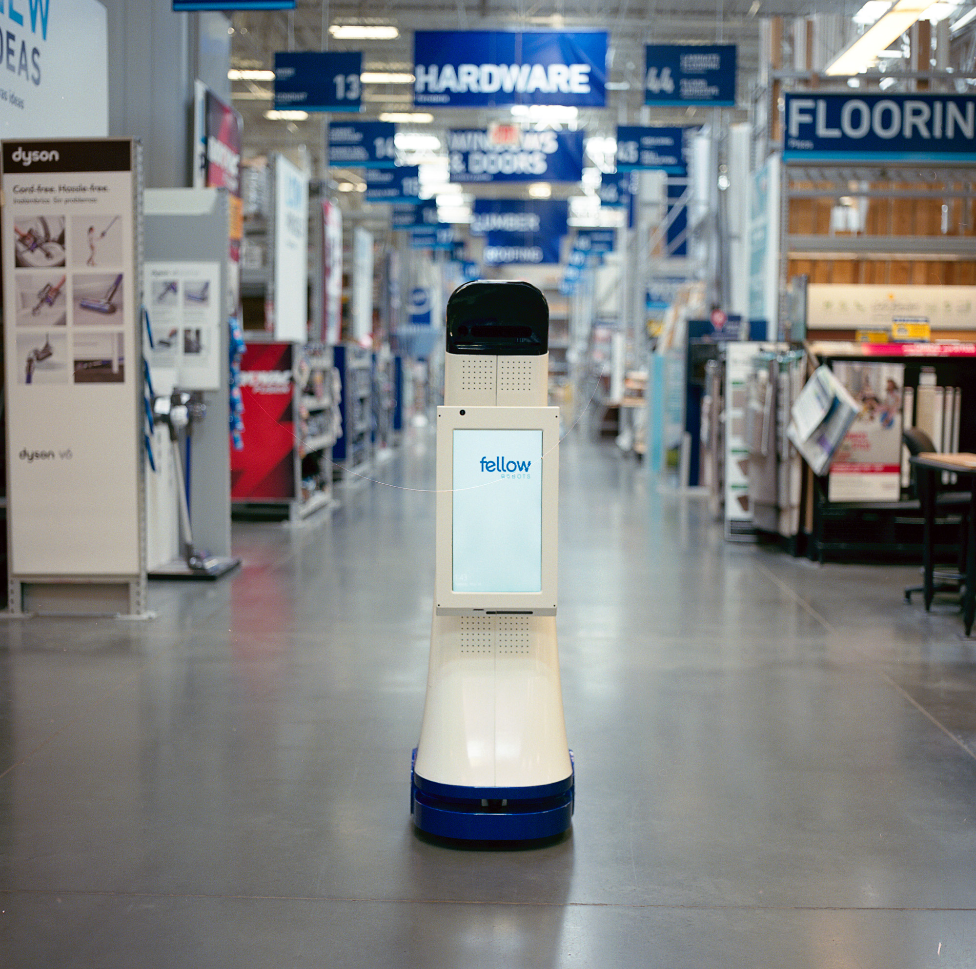 Lowe U0026 39 S Introduces Lowebot To Stores