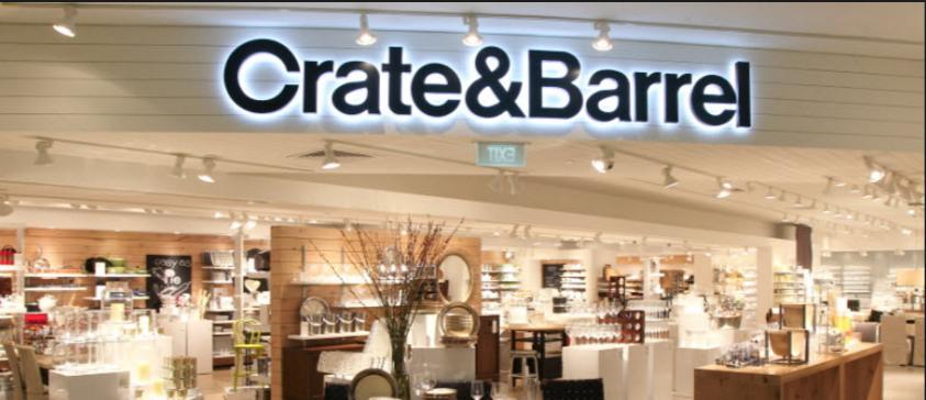 crate barrel names neela montgomery new ceo. Black Bedroom Furniture Sets. Home Design Ideas
